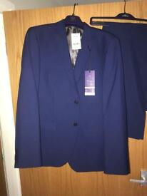 Brand new Next tailoring suit
