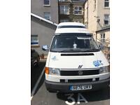 VW T4 TOPAS AUTO-SLEEPER 2.5PETROL AUTOMATIC CAMPERVAN IN MINT CONDITION