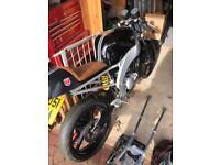 Aprilia rs50 moddified custom fast