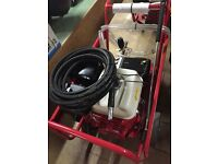 Honda 13hp 3000psi pressure washer