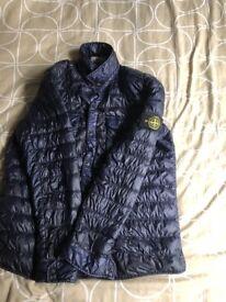 Men's authentic stone island jacket xxl fits xl