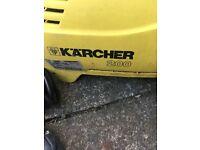 Karcher jet wash