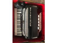 weltmeister supita accordion cassoto double with MIDI