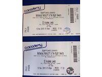 Tickets - Concert - Gig - NATHANIEL RATELIFF & THE NIGHT SWEATS - LEEDS 02 ACADEMY - THURS, 10 NOV