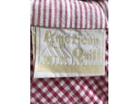 American bed quilt handmade