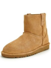 UGG Classic Mini Nnlined Boots Tawney UK 5 EUR 38 With Proof Of Purchase BNIB Christmas Gift
