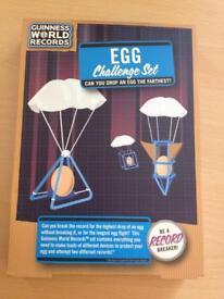 Egg challenge game
