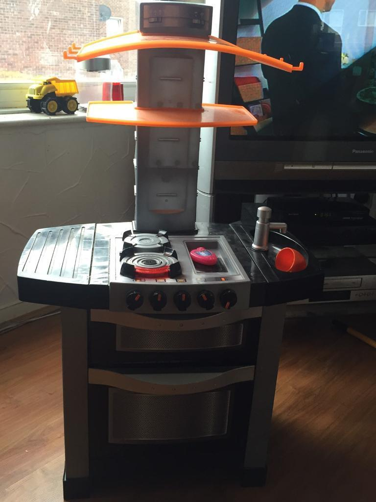 Kids toy cooker