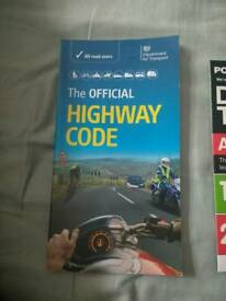 The Official Highway Code Book & Driving Test DVD for all tests