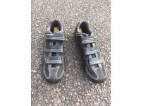 Specialized SPD MTB cycling shoes size 44 hardly used fits approximately UK size 9