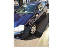 VW Golf 2006 1.9 ltr diesel Blue