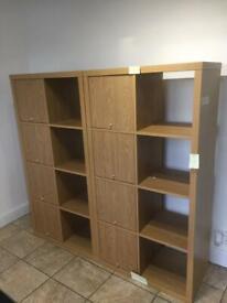 Shelves unit storage
