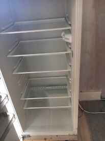 NEFF integrated larder fridge. No longer required due to new kitchen