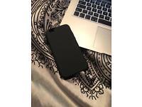 Black IPhone 6/6s case