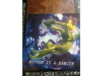 "Rhythm Is A Dancer 1992 7"" Record by Snap!"