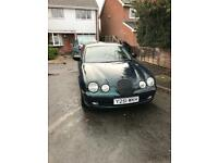 Jaguar s-type 3.0 v6 manual for sale