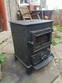 Montrose wood burning stove! Open to offers!