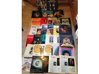 75 classical records inc 7 box sets.