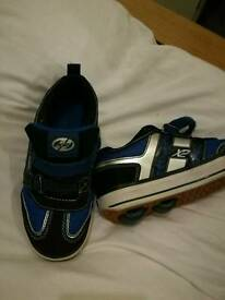 Genuine heelys size 12