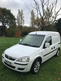 Vauxhall combo van 11 plate l@@k 1.3 tdci not transit connect or Astra van