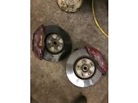 Honda civic type r big brake kit evo brembo ep3