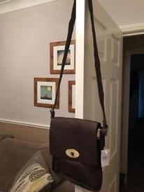 Ladies brown bag
