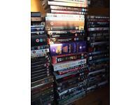 Job lot of 80 DVD sets, Box sets / Horror, Sci-Fi, Cult movies