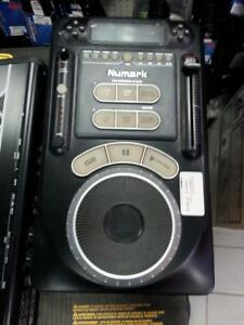 Numark Axis 9 CD player and mixer. We Sell used audio equipment.