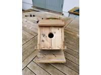 mister sketch makes nest boxes