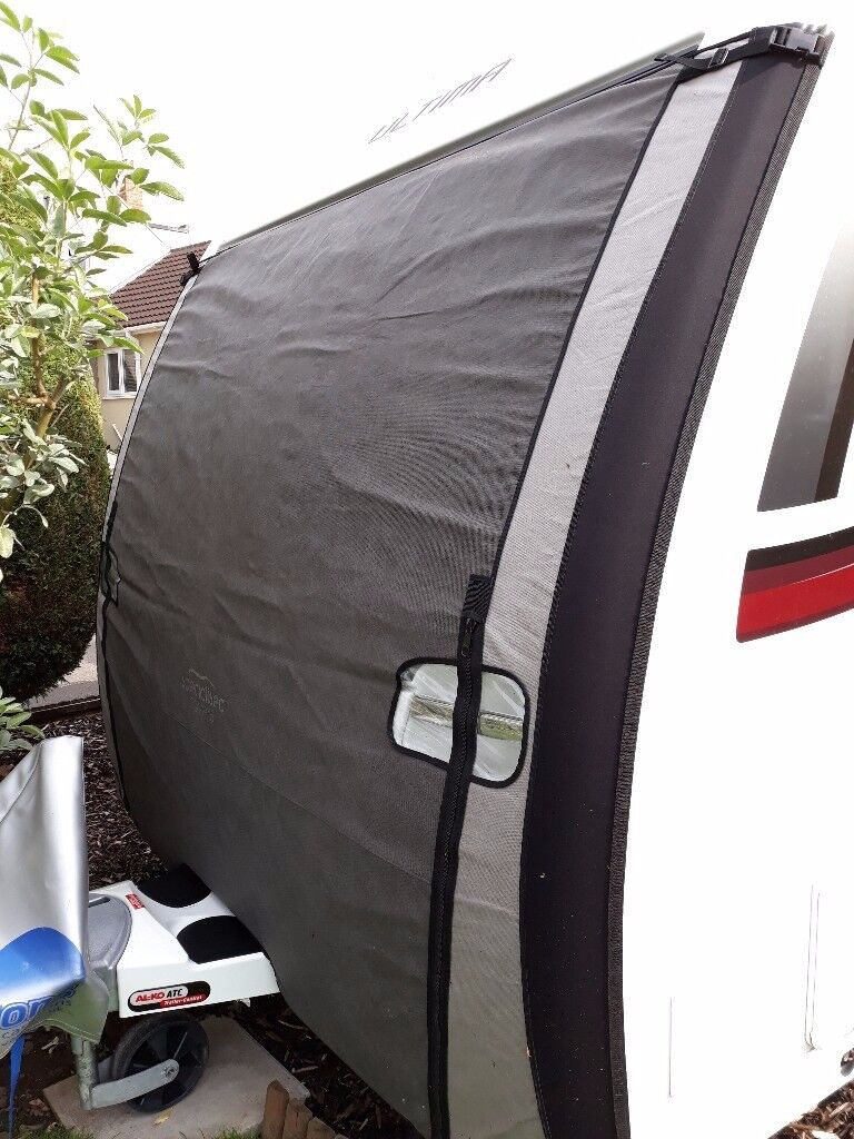 Caravan Front Tow Cover Protector In Atherstone