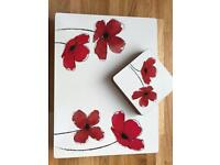 Placemats & matching coasters