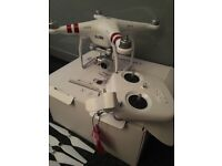 DJI Drone Phantom 3 Standard with Accessories & FREE carry bag