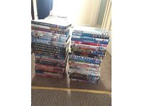 Large Selection of 50 DVDs
