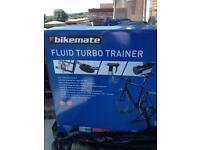 Fluid turbo trainer