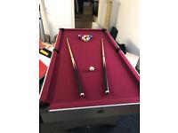 Debut Premier Pool Table