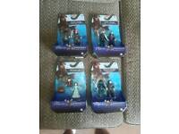 Pirates of the Carribbean figures