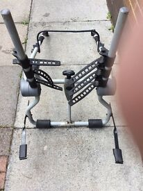 Michelin 3 Bike car rack carrier