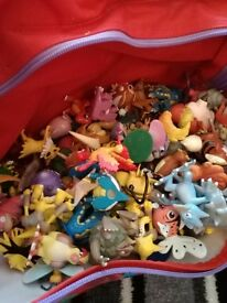 Old Tomy Pokemon figures wanted
