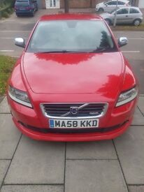 VOLVO S40 2.0D R DESIGN SE SPORT ****REDUCED TO £3000***