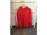Adidas Red Hoody