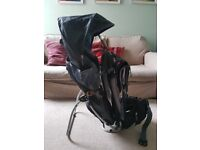 Child carrier for sale. Deuter Kud Comfort lll. In very good condition