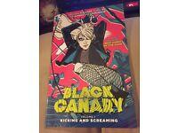 DC Comic Black Canary Perfect Condition Vol.1