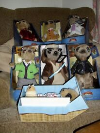 Compare the Meerkat Toys