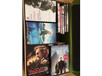 39 DVDs for Sale including 3 box sets