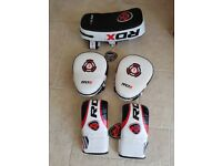 Boxing RDX set - NEW WITH TAGS