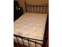 REDUCED - Double Mattress - Nearly New Ortho **Delivery Saturday 14th**