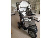 Mothercare 3 wheel stroller