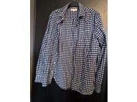 River Island Pattern Shirt L