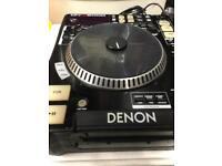 Denton DN-S5000 deck