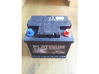 1 car batterie Platinum Prestige